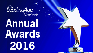 2016 LeadingAge New York Annual and Employee of Distinction Awards
