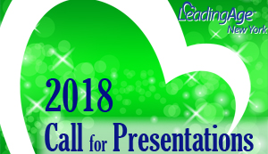 2018 Call for Presentations
