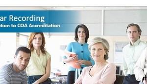 Introduction to COA Accreditation
