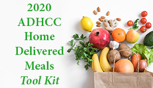 Home Delivered Meals Tool Kit
