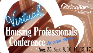 Housing Professionals Virtual Conference Webinar Series
